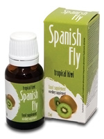 Spanish Fly Tropical Kiwi 15 ml
