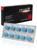 DIEHARD II Hardcore - 10 Tabletten