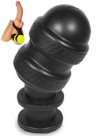 Hoolalass Plug Big Lever Black