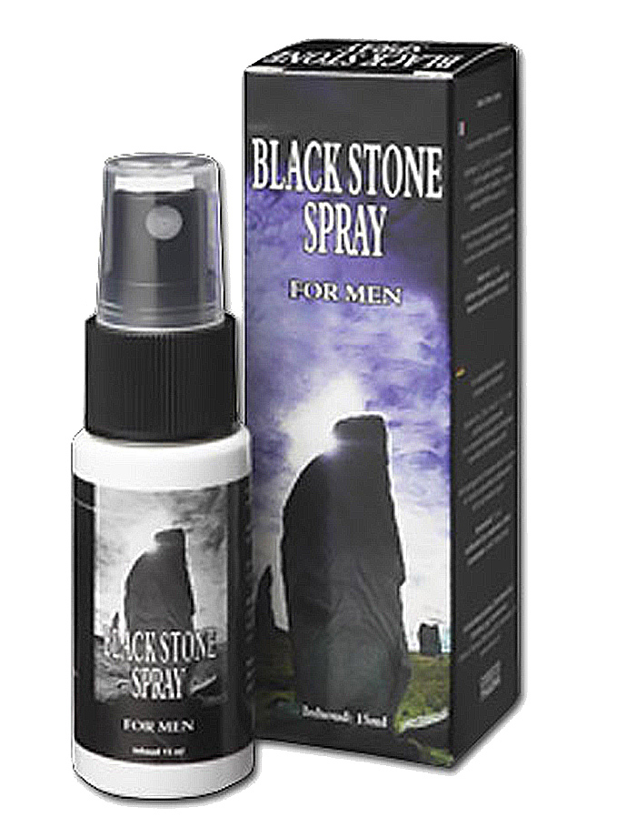 Black Stone Spray - 15 ml