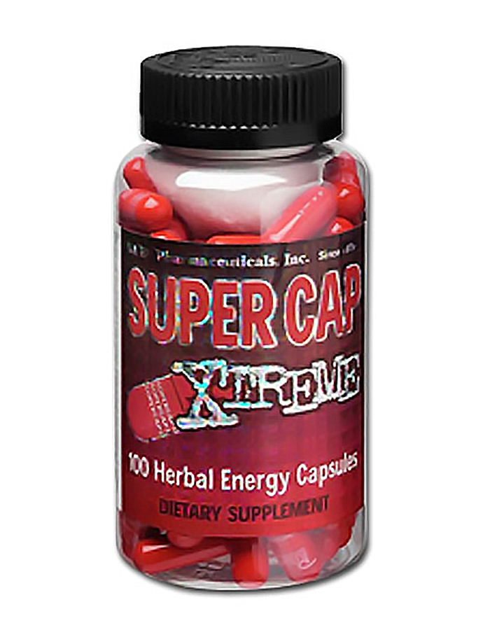 Super Caps Xtreme - 100 caps