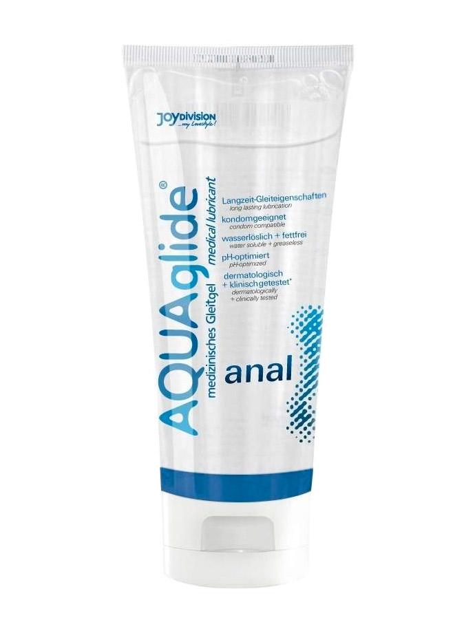AQUAglide Anal - Medical Lubricant 100 ml
