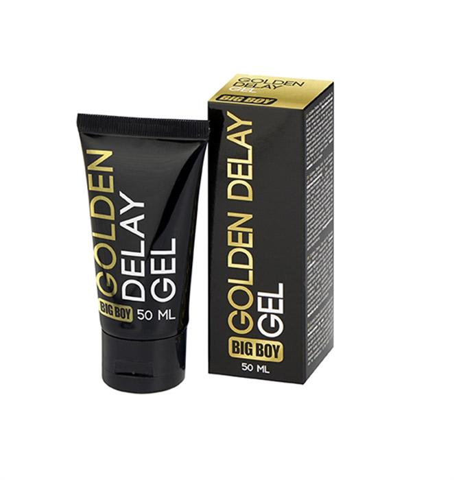 Big Boy Golden Delay Gel - 50 ml