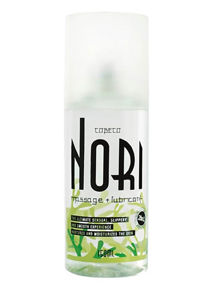 Nori Massage + Lubricant
