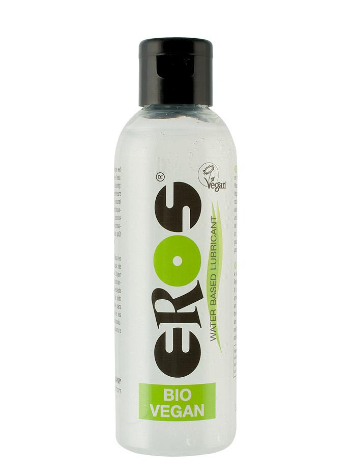 Eros Bio Vegan - Water Based Lubricant 3.4 fl.oz / 100ml