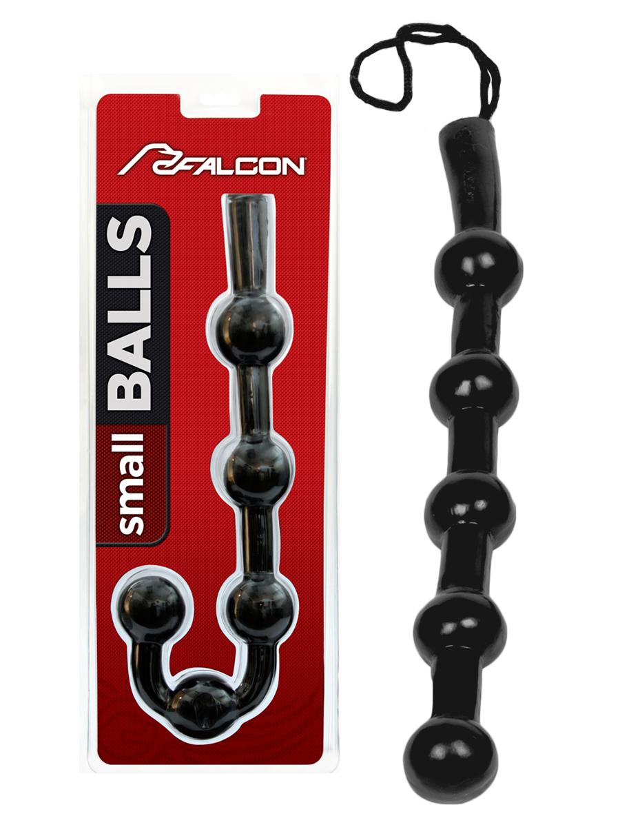Falcon Balls - black - small