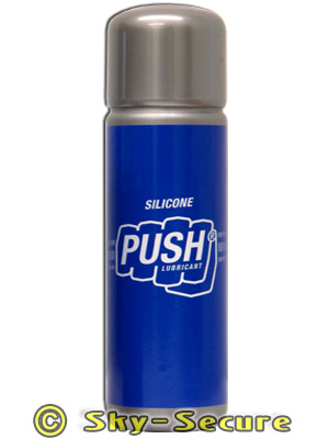 PUSH LUBE - SILICONE 30 ml
