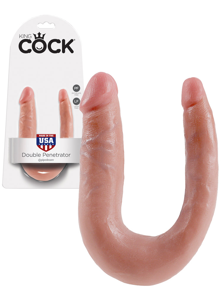 King Cock - Small Double Trouble