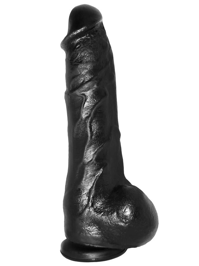 Black Pornstar Dildo Mike