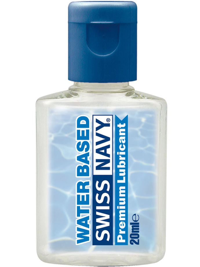 Swiss Navy (Water-based) 20 ml