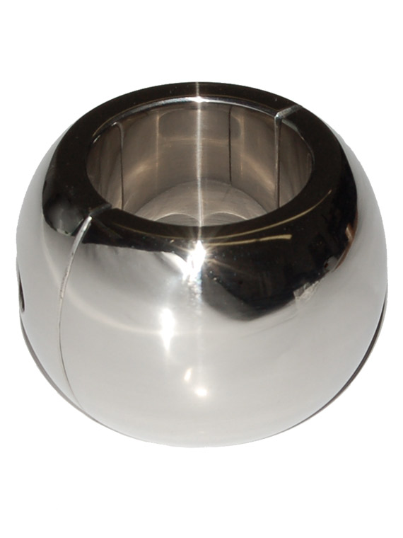 Stainless Steel Ballstretcher Oval - 40 x 35mm