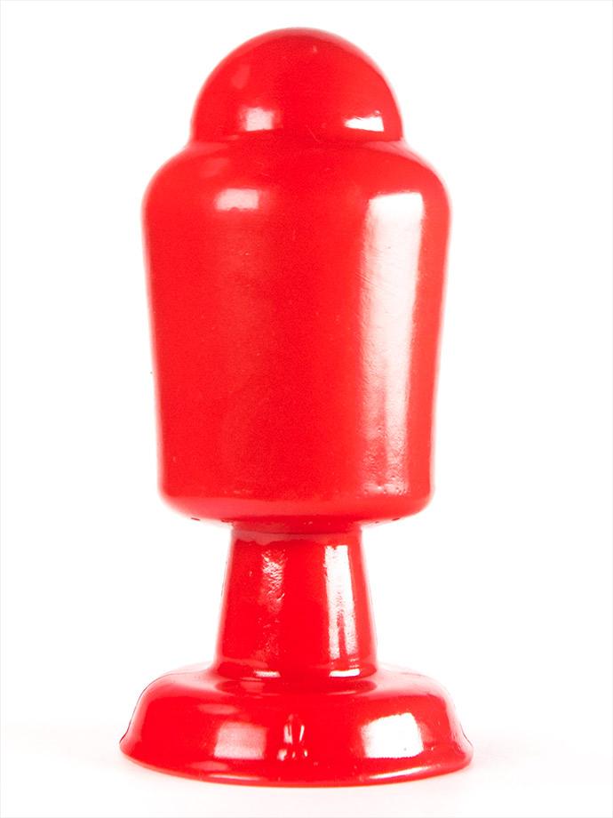 ZIZI Magnus Analplug Red