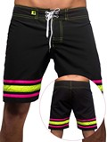 Andrew Christian - Playa Swim Shorts Black