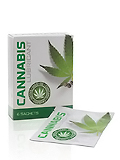 Cannabis Lubricant Water Based Sachets 6 x 4 ml