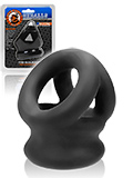 Oxballs Tri-Squeeze Ballstretching Sling - Black
