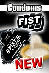 Fist Strong Condoms
