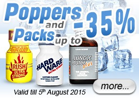 Poppers -35%