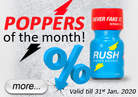 Poppers of the Month