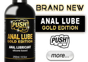 Push Anal Lube Gold Edition